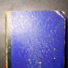 Libros antiguos: FLORA-MÉDICO-FARMACÉUTICA ABREVIADA- 1859. Lote 148183302