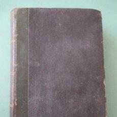 Libros antiguos: COMPENDIO DE ANATOMÍA DESCRIPTIVA EMBRIOLOGÍA HUMANAS. TOMO I. 4ª EDICIÓN. 1901. JULIAN CALLEJA. Lote 148646866