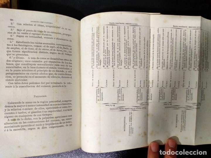 Libros antiguos: Patología y clínica médicas. Vilches. 1875. 2 tomos - Foto 7 - 148696954