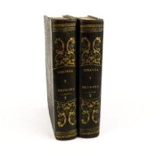 Libros antiguos: NUEVOS ELEMENTOS DE CIRUGÍA Y MEDICINA - OBRA COMPLETA 2 TOMOS - AÑO 1846. Lote 149139950