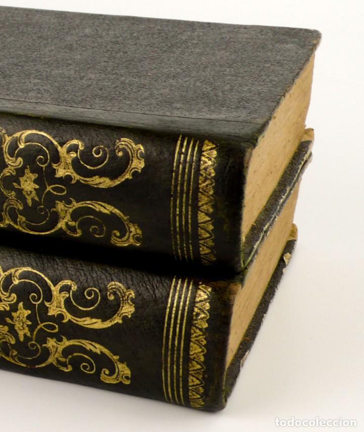 Libros antiguos: Nuevos Elementos de Cirugía y Medicina - Obra completa 2 tomos - año 1846 - Foto 5 - 149139950
