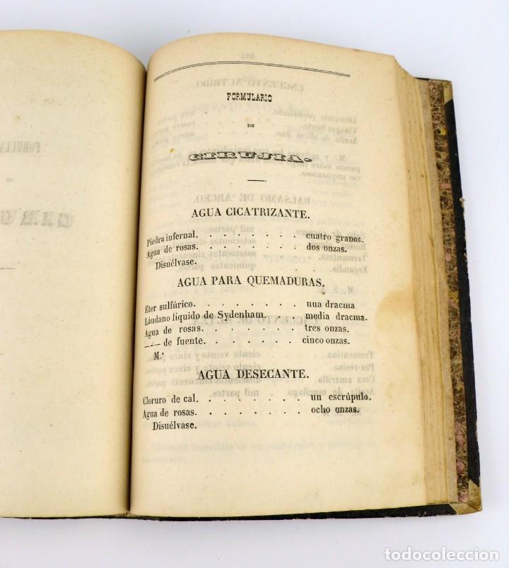 Libros antiguos: Nuevos Elementos de Cirugía y Medicina - Obra completa 2 tomos - año 1846 - Foto 14 - 149139950