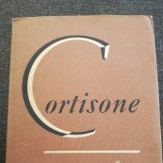 Libros antiguos: CORTISONE - INTRODUCCIÓN DE LA CORTISONA EN EUROPA (LABORATORIOS ROUSSEL, 1953) - RARO. Lote 149680922
