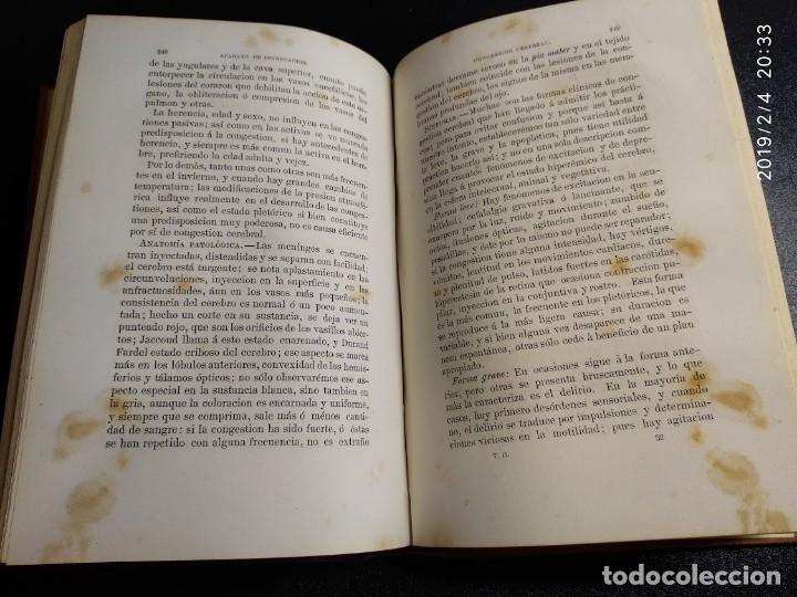 Libros antiguos: Patología y clínica médicas. Vilches. 1875. 2 tomos - Foto 15 - 148696954