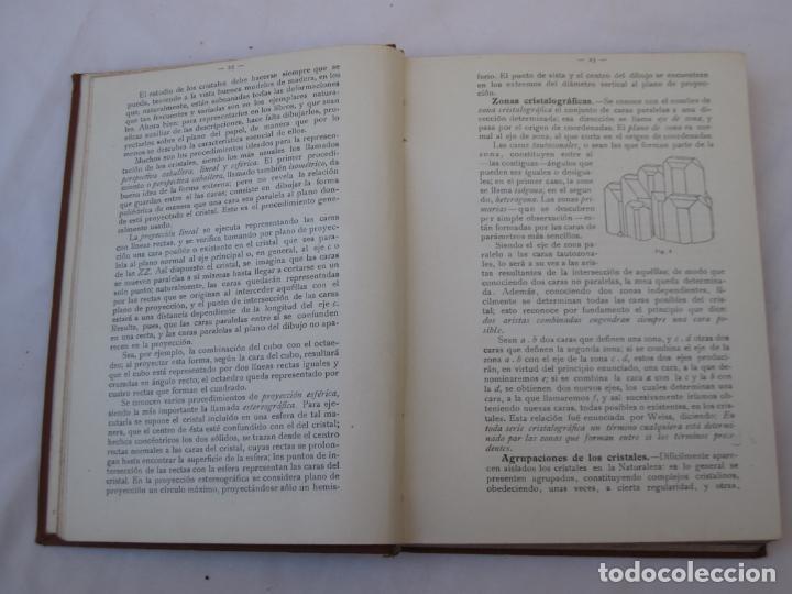 Libros antiguos: MINERALOGIA Y ZOOLOGIA APLICADAS A LA FARMACIA. - Foto 3 - 150141250