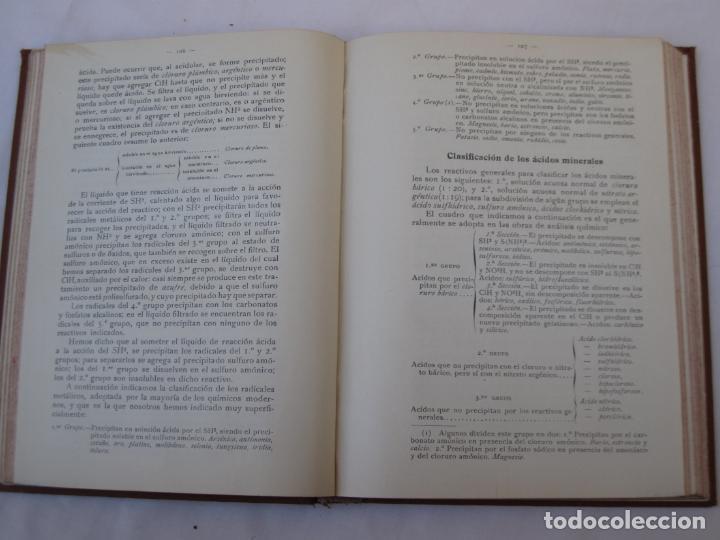 Libros antiguos: MINERALOGIA Y ZOOLOGIA APLICADAS A LA FARMACIA. - Foto 4 - 150141250