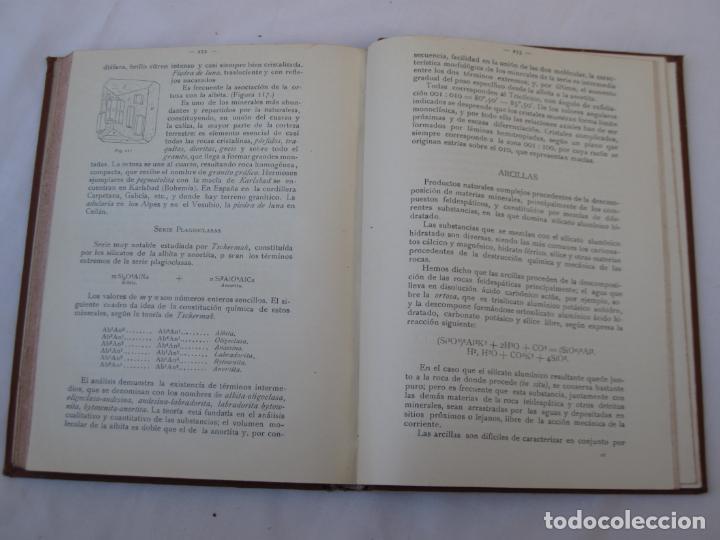 Libros antiguos: MINERALOGIA Y ZOOLOGIA APLICADAS A LA FARMACIA. - Foto 5 - 150141250