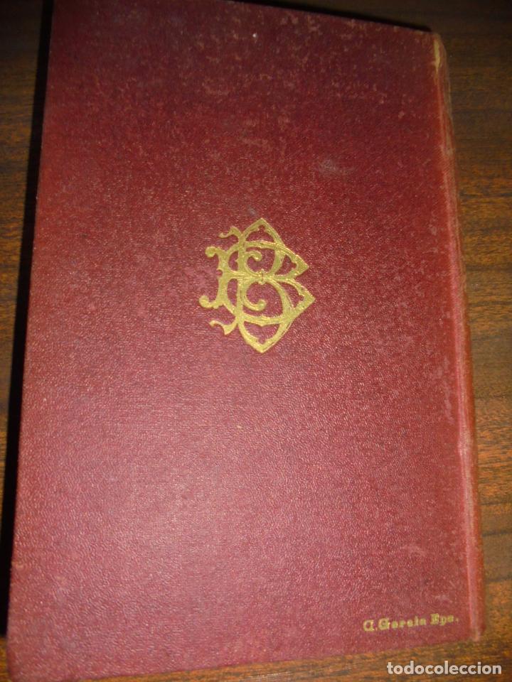 Libros antiguos: MANUAL DEL SEÑALAMIENTO ANTROPOMÉTRICO. D. JOAQUIN GARCIA PLAZA Y ROMERO. 1902. - Foto 11 - 150750518
