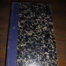 Libros antiguos: PRONTUARIO DE CLÍNICA PROPEDÉUTICA. D. LEON CORRAL Y MAESTRO. TERCERA EDICION. 1911.. Lote 150753106