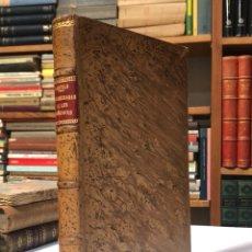 Libros antiguos: 1887. TRATADO DE LAS ENFERMEDADES DE LOS RIÑONES. MADRID: EST. TIPOGRÁFICO DE ENRIQUE TEODORO.. Lote 151813718
