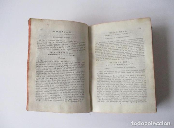 Libros antiguos: MANUAL MEDICO-QUIRURGICO O ELEMENTOS DE MEDICINA Y CIRUGIA PRACTICA - DOS TOMOS - AÑO 1820, MURCIA - Foto 4 - 154603054