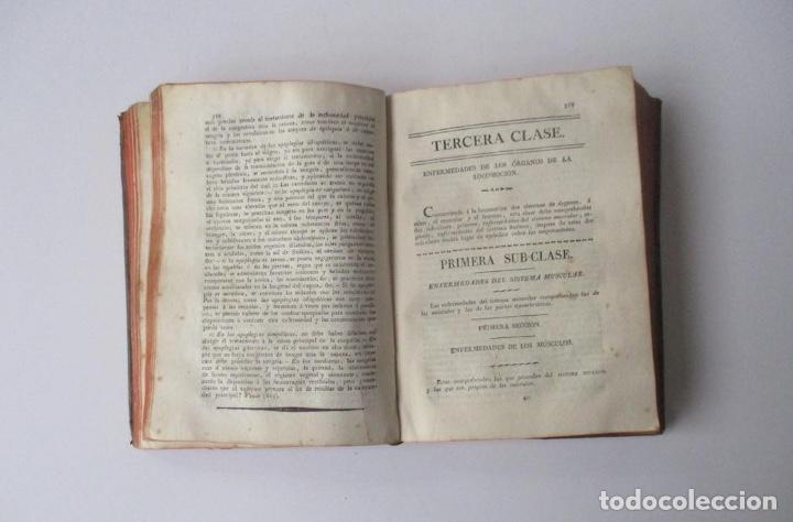 Libros antiguos: MANUAL MEDICO-QUIRURGICO O ELEMENTOS DE MEDICINA Y CIRUGIA PRACTICA - DOS TOMOS - AÑO 1820, MURCIA - Foto 6 - 154603054