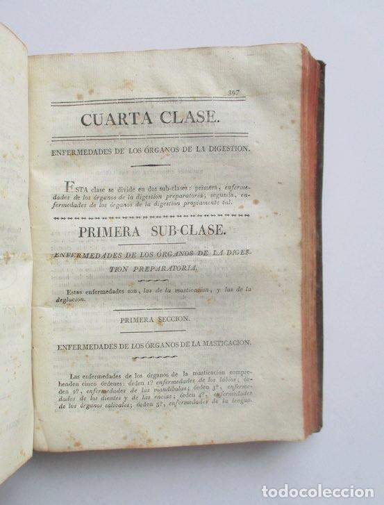 Libros antiguos: MANUAL MEDICO-QUIRURGICO O ELEMENTOS DE MEDICINA Y CIRUGIA PRACTICA - DOS TOMOS - AÑO 1820, MURCIA - Foto 10 - 154603054