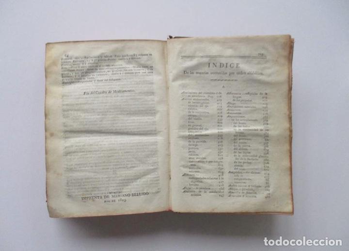 Libros antiguos: MANUAL MEDICO-QUIRURGICO O ELEMENTOS DE MEDICINA Y CIRUGIA PRACTICA - DOS TOMOS - AÑO 1820, MURCIA - Foto 16 - 154603054