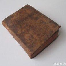 Libros antiguos: MANUAL MEDICO-QUIRURGICO O ELEMENTOS DE MEDICINA Y CIRUGIA PRACTICA - DOS TOMOS - AÑO 1820, MURCIA. Lote 154603054