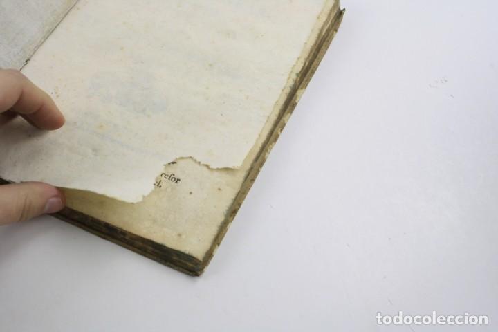 Libros antiguos: Compendio de el arte de partear, reales colegios de cirugía, 1765, Thomas Piferrer impr, Barcelona. - Foto 6 - 154780722