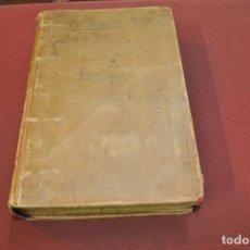 Libros antiguos: TRATADO DE PATOLOGIA Y TERAPÉUTICA ESPECIALES DE LAS ENFERMEDADES INTERNAS - TOMO 1 - AMSM. Lote 154917826