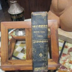 Libros antiguos: TRATADO DE MEDICINA CIRUGÍA Y PARTOS,(1871). Lote 154960114