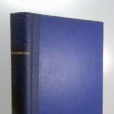 Libros antiguos: TRATADO DE OFTALMOLOGÍA, PABLO RÖMER 1923. Lote 155163390