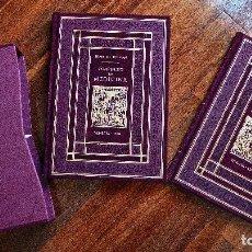 Libros antiguos: COMPENDIO DE MEDICINA DE KETHAM. FACSÍMIL DE GUILLERMO BLÁZQUEZ EDITOR. Lote 155983366