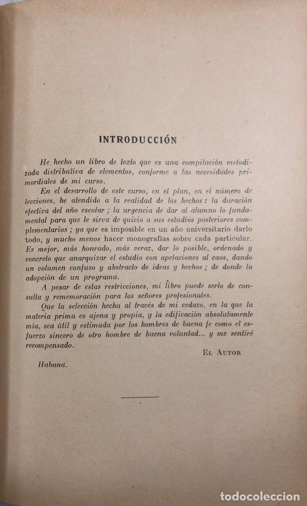Libros antiguos: TERAPEUTICA APLICADA A LA ESTOMATOLOGIA CON SU CLINICA E HIGIENE ORAL. ISMAEL CLARK. - Foto 6 - 156470098