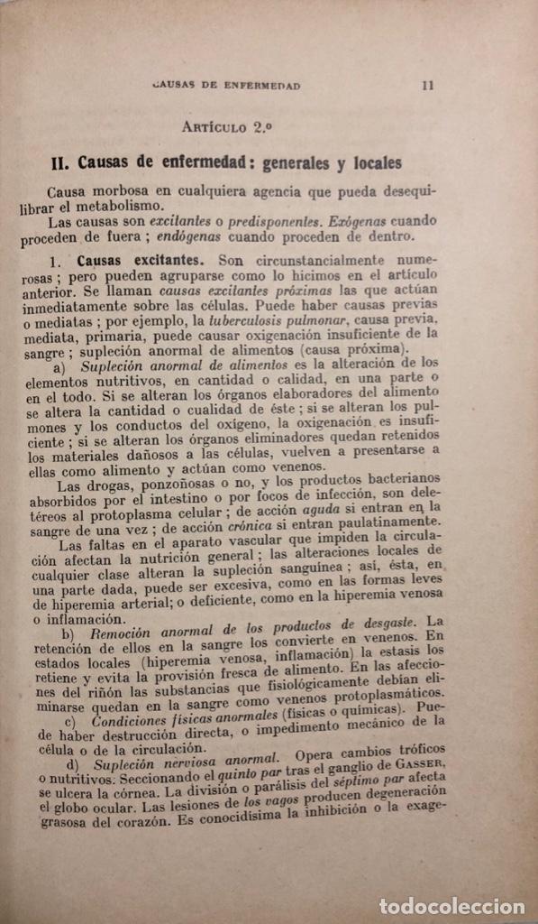 Libros antiguos: TERAPEUTICA APLICADA A LA ESTOMATOLOGIA CON SU CLINICA E HIGIENE ORAL. ISMAEL CLARK. - Foto 8 - 156470098