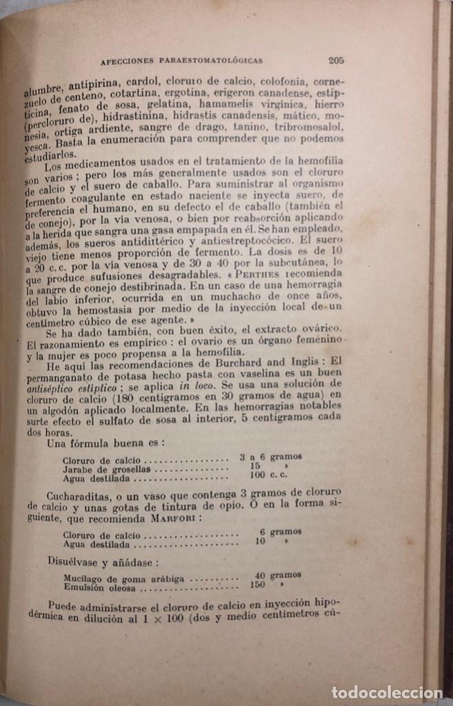 Libros antiguos: TERAPEUTICA APLICADA A LA ESTOMATOLOGIA CON SU CLINICA E HIGIENE ORAL. ISMAEL CLARK. - Foto 13 - 156470098