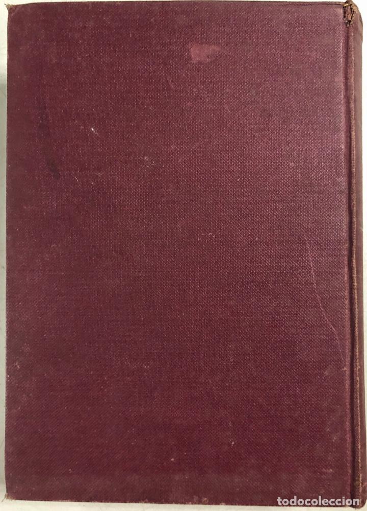 Libros antiguos: LOTE DE TECNICA SANITARIA MUNICIPAL. TOMOS I Y II. DOCTOR BECARES. VALLADOLID 1935. - Foto 3 - 156493138
