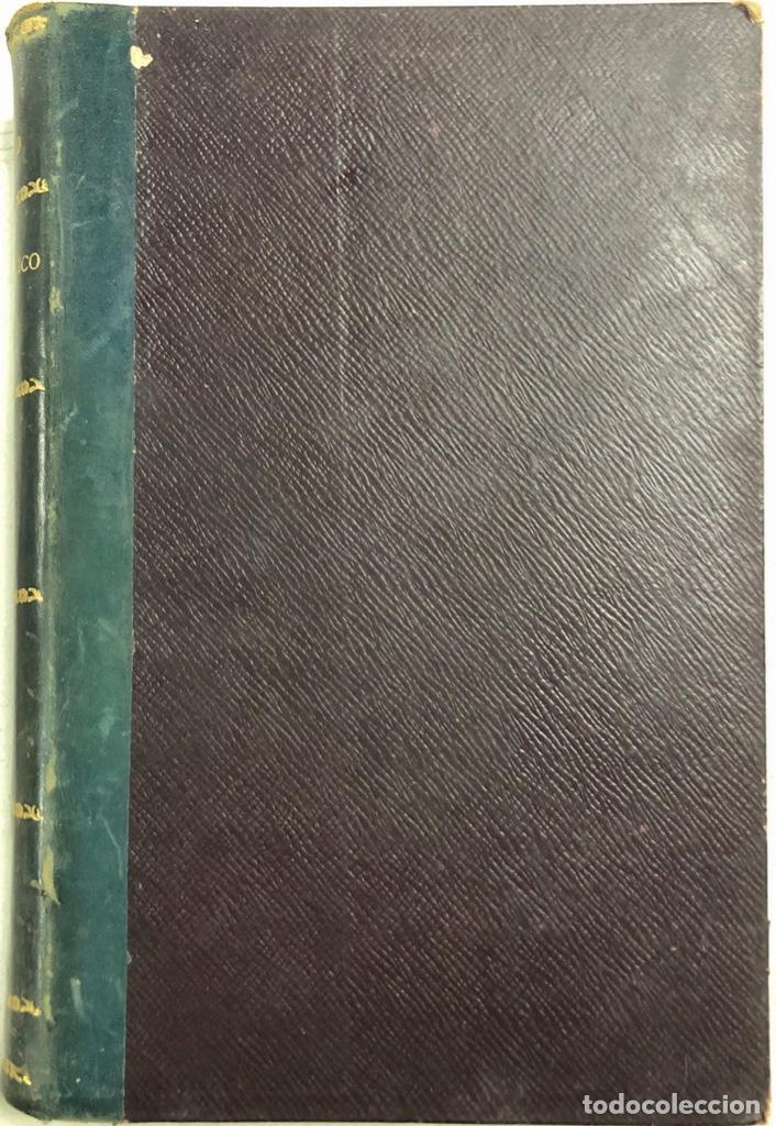Libros antiguos: OBRA COMPLETA (TOMOS I Y II) DIAGNOSTICO MEDICO. DEBOVE Y ACHARD. BARCELONA 1900. - Foto 2 - 156975650