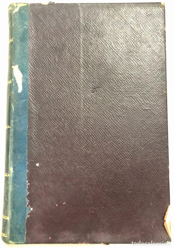 Libros antiguos: OBRA COMPLETA (TOMOS I Y II) DIAGNOSTICO MEDICO. DEBOVE Y ACHARD. BARCELONA 1900. - Foto 7 - 156975650