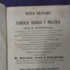 Libros antiguos: HISTORIA DE LA FARMACIA 1865. Lote 157139526