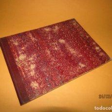 Libros antiguos: ANTIGUO ATLAS TRATADO PRÁCTICO DE LOS PARTOS TOTALMENTE ILUSTRADO - AÑO 1849. Lote 157288882