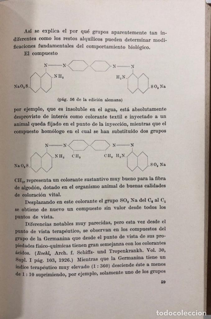 Libros antiguos: MEDICINA Y QUIMICA. SUPLEMENTO DE LA REVISTA DE INFORMACION TERAPEUTICO 1937. PAGS 239. - Foto 2 - 157330162