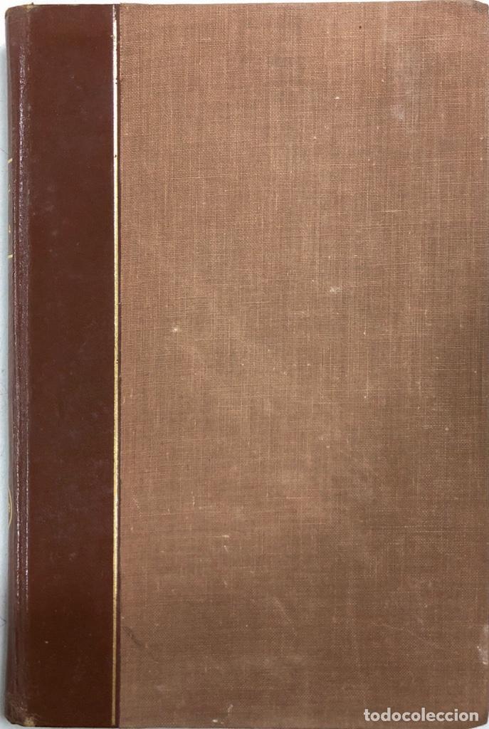 Libros antiguos: MEDICINA Y QUIMICA. SUPLEMENTO DE LA REVISTA DE INFORMACION TERAPEUTICO 1937. PAGS 239. - Foto 3 - 157330162
