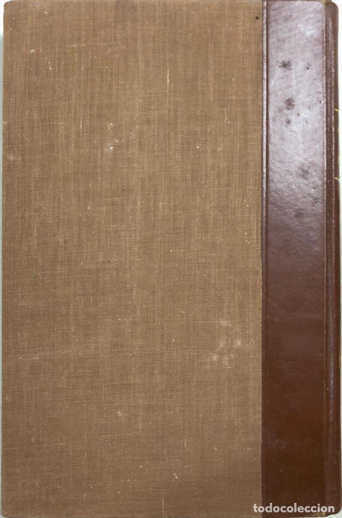 Libros antiguos: MEDICINA Y QUIMICA. SUPLEMENTO DE LA REVISTA DE INFORMACION TERAPEUTICO 1937. PAGS 239. - Foto 5 - 157330162
