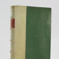 Libros antiguos: ESSAI SUR LES EAUX THERMALES DE BARÈGES, 1834, J. G. BALLARD, F. G. LEVRAULT LIBRAIRE, PARIS.. Lote 158388642