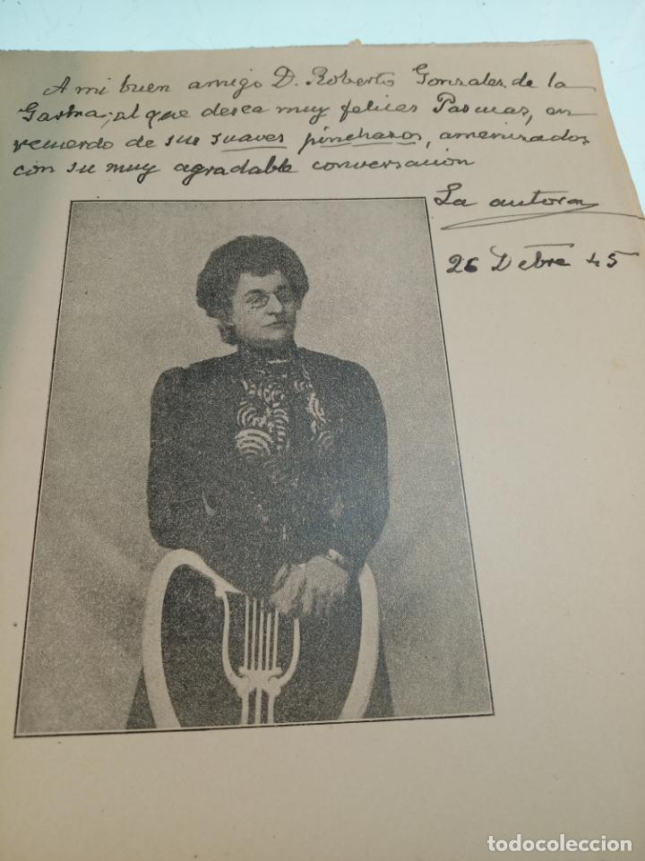 Libros antiguos: El consultor de la dama enfermera. Elena Sánchez de Arrojo. Cruz roja. Único a la venta. Firmado!! - Foto 9 - 274418553