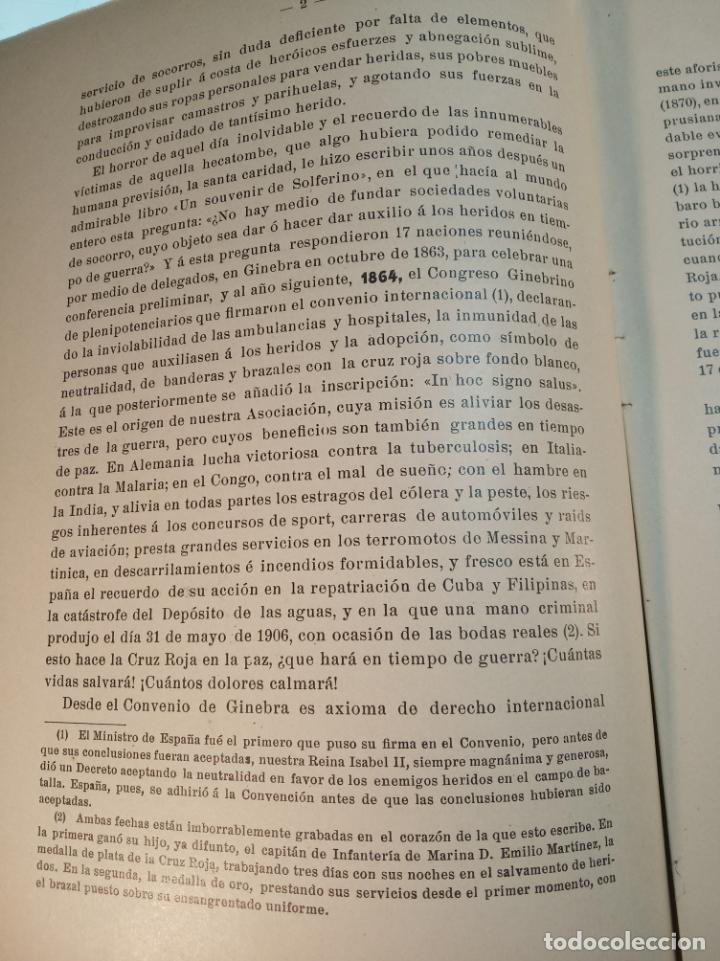 Libros antiguos: El consultor de la dama enfermera. Elena Sánchez de Arrojo. Cruz roja. Único a la venta. Firmado!! - Foto 14 - 274418553