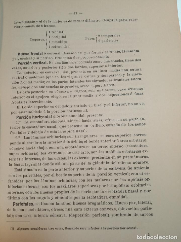 Libros antiguos: El consultor de la dama enfermera. Elena Sánchez de Arrojo. Cruz roja. Único a la venta. Firmado!! - Foto 17 - 274418553