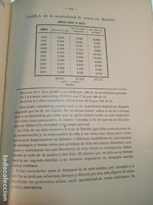 Libros antiguos: El consultor de la dama enfermera. Elena Sánchez de Arrojo. Cruz roja. Único a la venta. Firmado!! - Foto 20 - 274418553