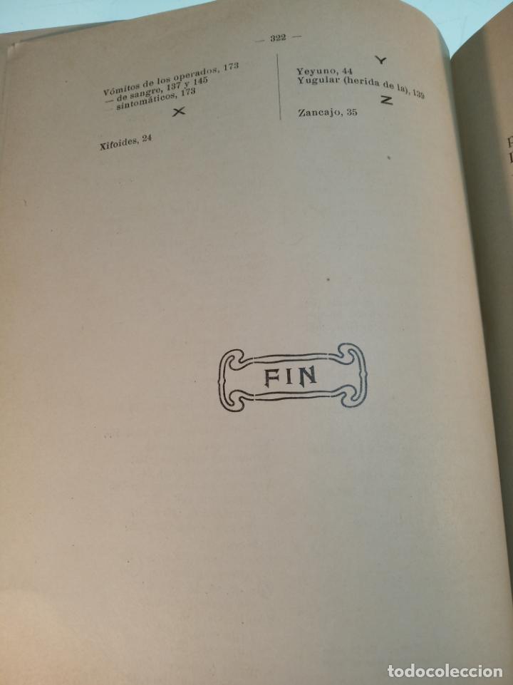 Libros antiguos: El consultor de la dama enfermera. Elena Sánchez de Arrojo. Cruz roja. Único a la venta. Firmado!! - Foto 21 - 274418553