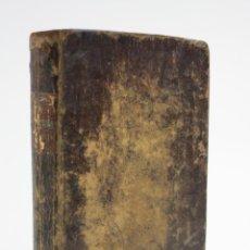 Libros antiguos: MANUAL DE MEDICINA PRÁCTICA, P. H. NYSTEN, 1826, MADRID. 21,5X15,5CM. Lote 159368382