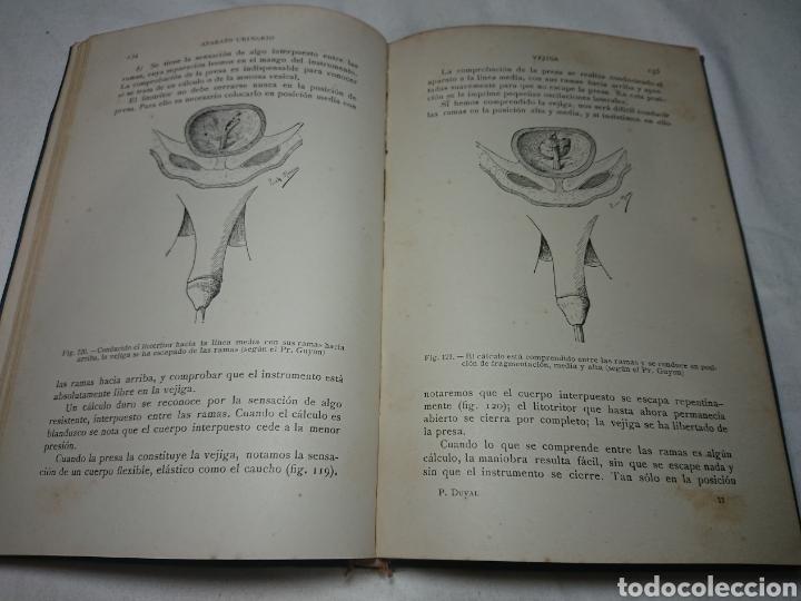 Libros antiguos: Aparato Urinario y Genital del Hombre, 1921, Pierre Duval, con 234 figuras en el texto - Foto 5 - 159804448