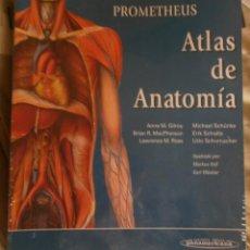 Libros antiguos: ATLAS DE ANATOMIA. Lote 160508122