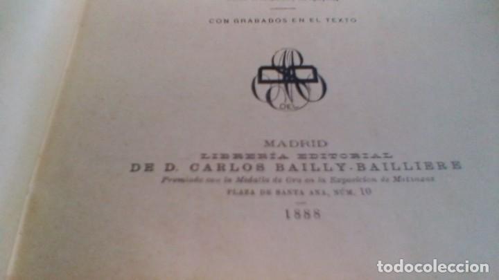 Libros antiguos: MANUAL TOXICOLOGÍA - G DRAGENDORFF - ED CARLOS BAILLY BAILLIERE 1888 - Foto 6 - 160641622