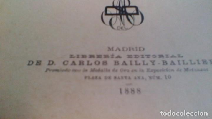 Libros antiguos: MANUAL TOXICOLOGÍA - G DRAGENDORFF - ED CARLOS BAILLY BAILLIERE 1888 - Foto 7 - 160641622