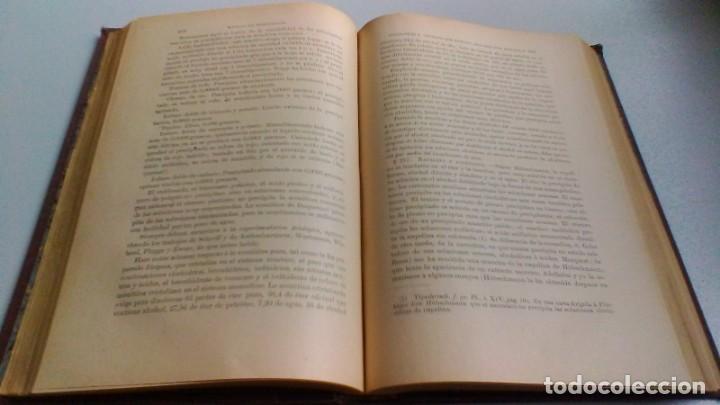 Libros antiguos: MANUAL TOXICOLOGÍA - G DRAGENDORFF - ED CARLOS BAILLY BAILLIERE 1888 - Foto 11 - 160641622