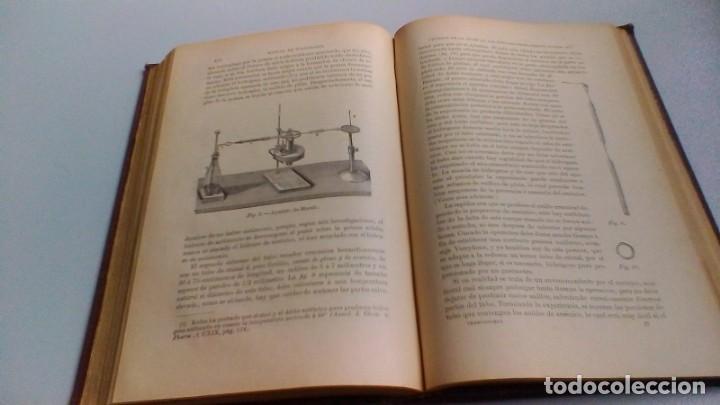 Libros antiguos: MANUAL TOXICOLOGÍA - G DRAGENDORFF - ED CARLOS BAILLY BAILLIERE 1888 - Foto 12 - 160641622