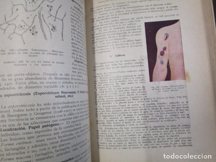 Libros antiguos: LAS APLICACIONES PRACTICAS DEL LABORATORIO A LA CLINICA - E. AGASSE - 3ª EDI 1931 + INFO Y FOTOS - Foto 5 - 160644734