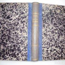 Libros antiguos: JACOBO BUDD TRATADO DE LAS ENFERMEDADES DEL HÍGADO Y93632. Lote 160958630